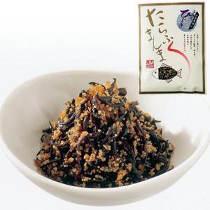 otyashizuoka komochihijiki - hijiki and roe japanese food