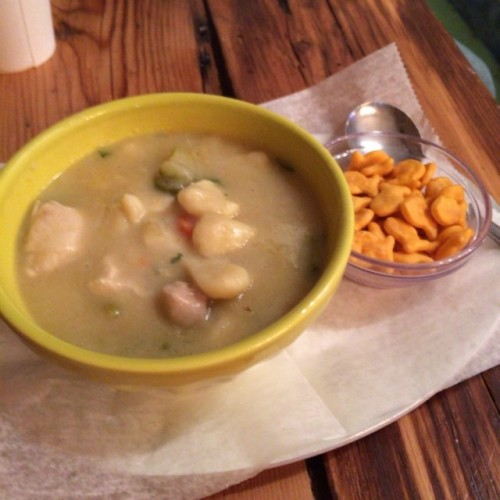 chicken dumpling soup 500x500 Life Updates