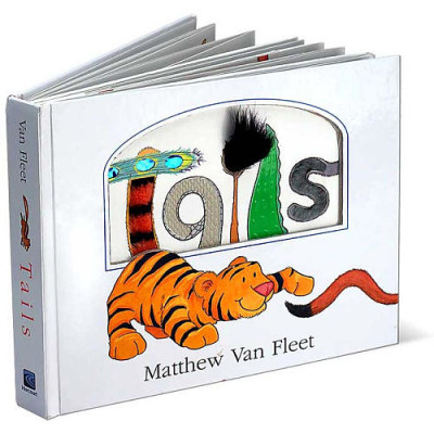 tails book matthew van fleet