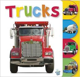 trucks book katie cox easy to turn page